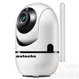 Mutacha 1080P Home Camera Baby Monitor Wifi CCTV Indoor Security With Night Vision Motion Detection