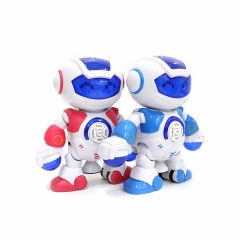 TOYSINSEL Kids Smart & Intelligent Dancing Robot With Educational Songs & Rhymes